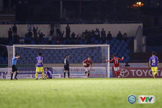 ẢNH: CLB Hà Nội đánh rơi chức vô địch trên sân Cẩm Phả - Ảnh 5.