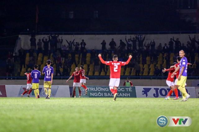 ẢNH: CLB Hà Nội đánh rơi chức vô địch trên sân Cẩm Phả - Ảnh 12.