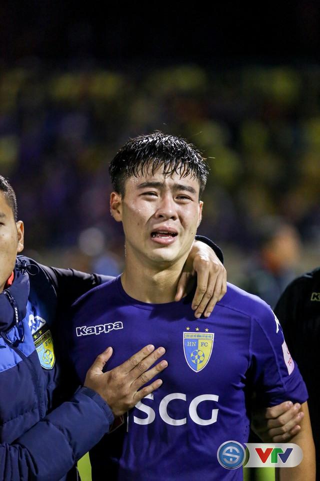 ẢNH: CLB Hà Nội đánh rơi chức vô địch trên sân Cẩm Phả - Ảnh 18.
