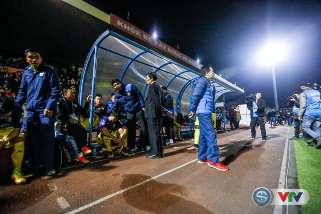 ẢNH: CLB Hà Nội đánh rơi chức vô địch trên sân Cẩm Phả - Ảnh 20.