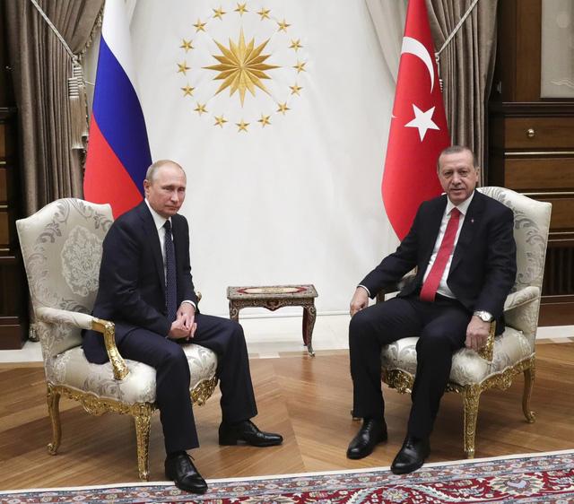 Hai năm sau khi nước Nga can thiệp, ván cờ tại Syria sắp đi đến hồi kết? - Ảnh 2.