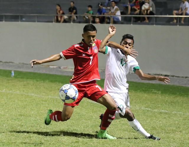 U15 Việt Nam giành chiến thắng ấn tượng trước U15 Đài Bắc Trung Hoa - Ảnh 2.