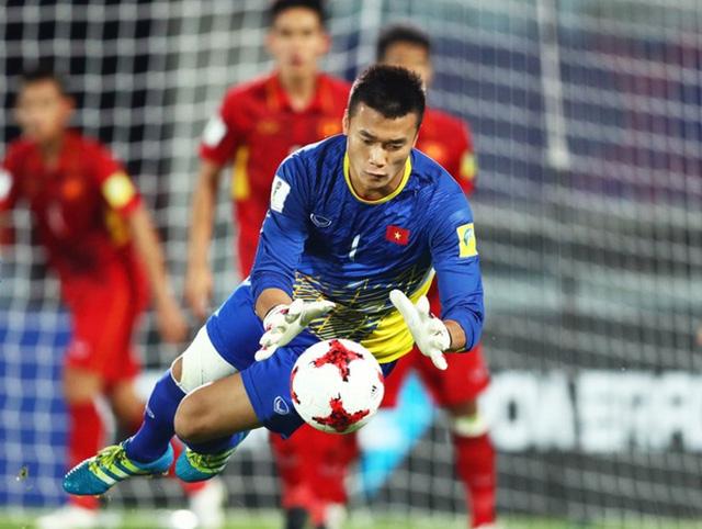 Ảnh: Những khoảnh khắc lịch sử trong trận đấu U20 Việt Nam 0-0 U20 New Zealand - Ảnh 9.