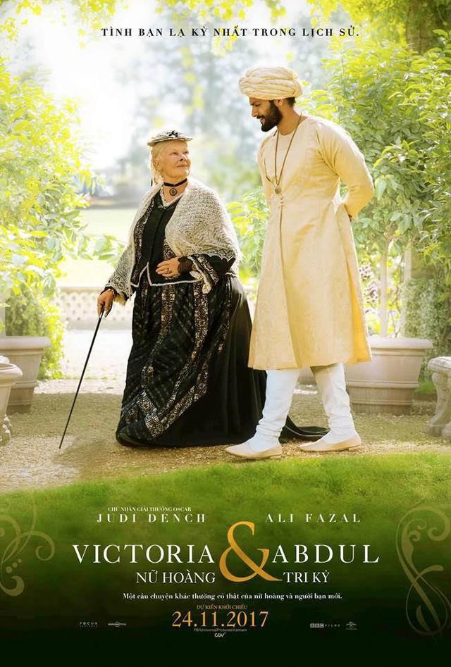 Ngôi sao kì cựu Judi Dench trở lại với vai diễn Nữ hoàng Anh đầy quyền lực - Ảnh 1.