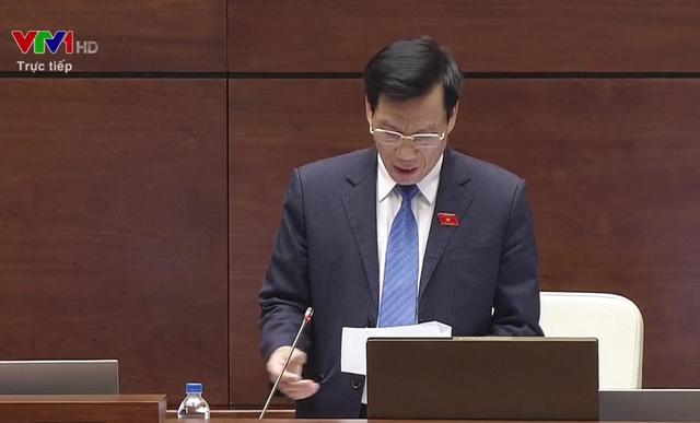 Bộ trưởng Nguyễn Ngọc Thiện: Bổ sung danh sách bài hát được cấp phép là sai sơ đẳng về nghiệp vụ - Ảnh 1.