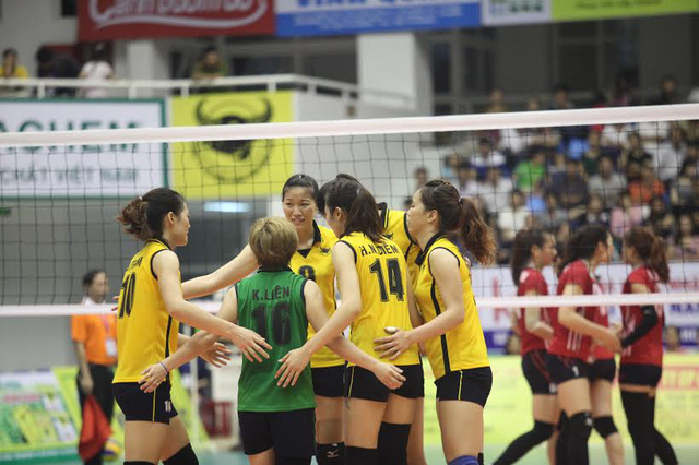 Lịch tường thuật trực tiếp Giải bóng chuyền nữ quốc tế Cúp VTV9 - Bình Điền 2017 - Ảnh 2.
