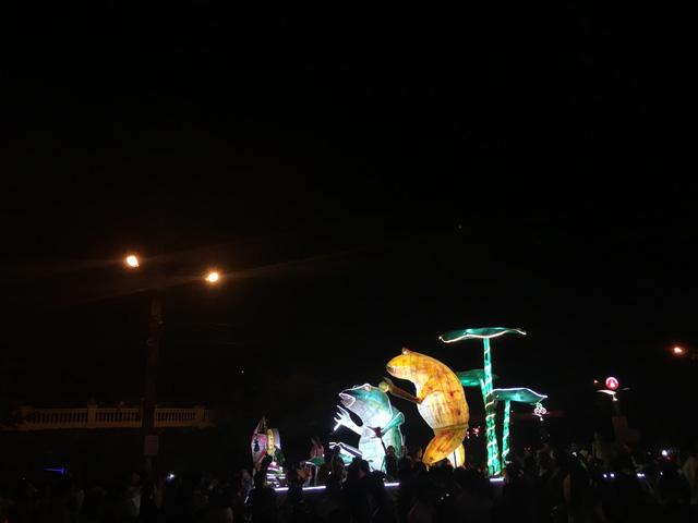 Tuyên Quang rực rỡ sắc màu trung thu với lễ hội lồng đèn khổng lồ - Ảnh 5.