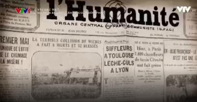 VTV Đặc biệt: Hé lộ nhiều tài liệu về ẩn số Nguyễn Ái Quốc giai đoạn 1919 - 1923 - Ảnh 2.