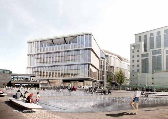 Lộ hình ảnh trụ sở mới đẹp như mơ của Google tại London - Ảnh 4.