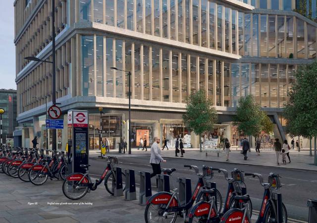 Lộ hình ảnh trụ sở mới đẹp như mơ của Google tại London - Ảnh 3.