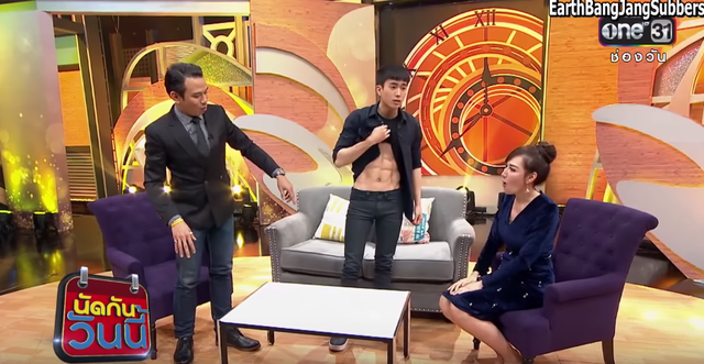 Mỹ nam Thiên tài bất hảo hóa ra là gương mặt thân quen của truyền hình Thái Lan - Ảnh 8.