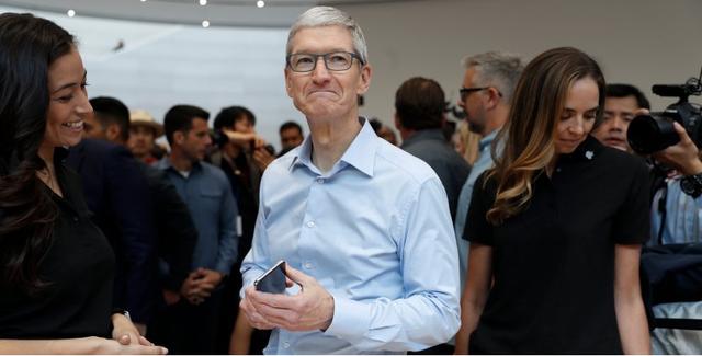 iPhone X đang là cỗ máy kiếm tiền của Apple - Ảnh 1.