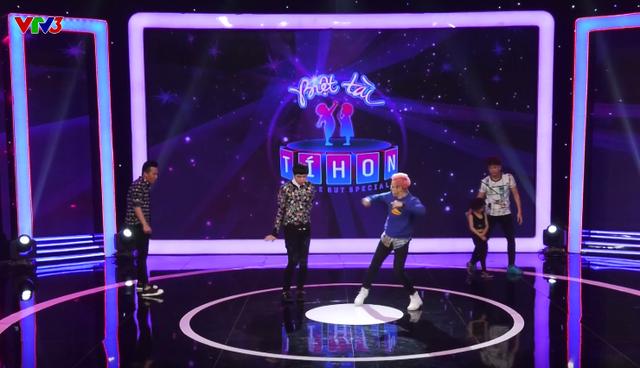 Biệt tài tí hon: Trịnh Thăng Bình tăng động vì tài năng Breakdance 7 tuổi - Ảnh 4.