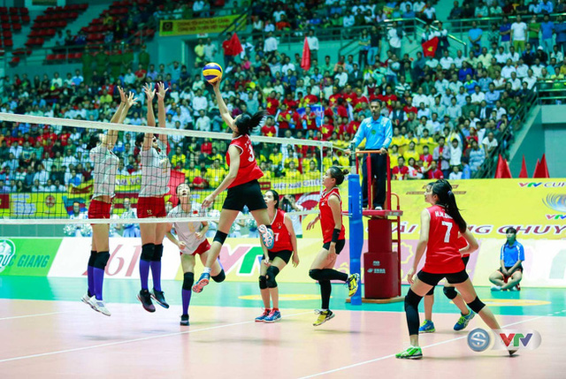 ĐT bóng chuyền nữ Việt Nam - ĐH Bắc Kinh: Chờ đợi thắng lợi ngày mở màn (18h00, VTV6 trực tiếp) - Ảnh 1.