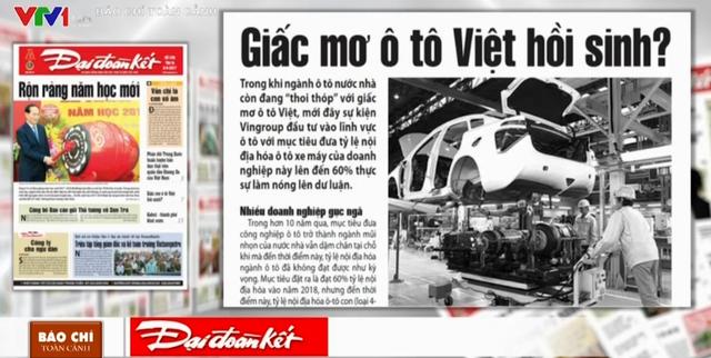 Giấc mơ ô tô Việt và cuộc chơi 3,5 tỷ USD của VINFAST - Ảnh 2.