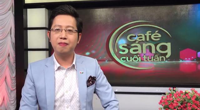 BTV thể thao Việt Khuê bất ngờ trở thành MC Café sáng với VTV3 - Ảnh 2.
