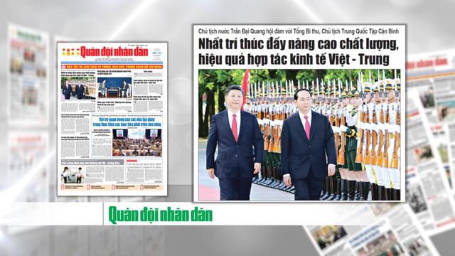 Phát triển hơn nữa quan hệ đối tác hợp tác chiến lược toàn diện Việt Nam – Trung Quốc - Ảnh 4.