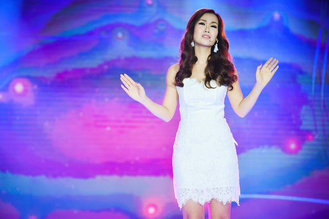 Phương Thanh biến hóa với hình ảnh công chúa trong Âm nhạc và Bước nhảy - Ảnh 8.