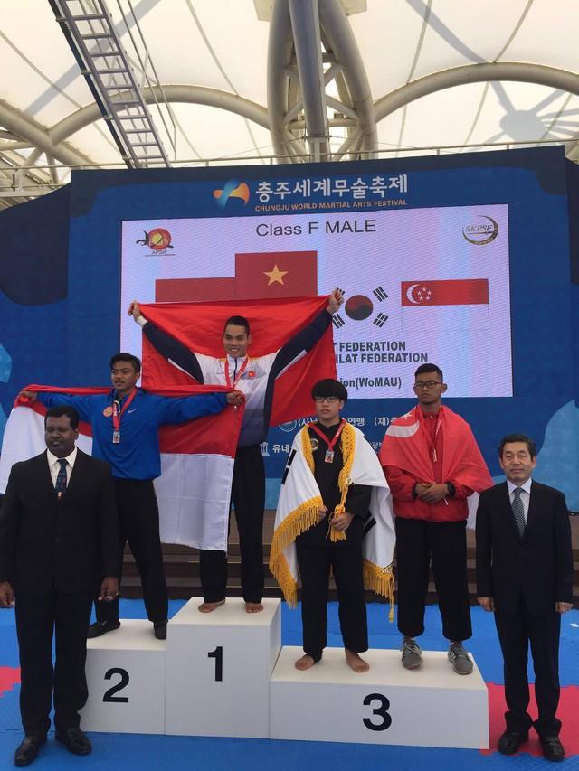 Pencak Silat Việt Nam thắng lớn tại giải vô địch châu Á - Ảnh 4.