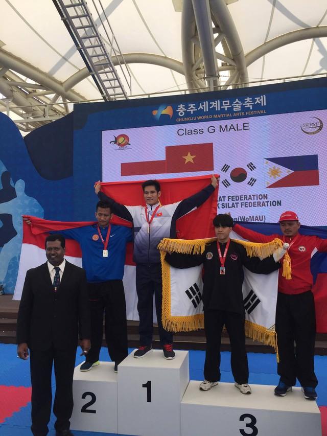 Pencak Silat Việt Nam thắng lớn tại giải vô địch châu Á - Ảnh 3.