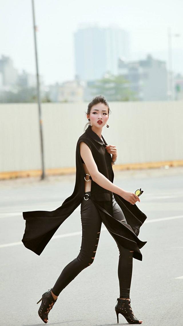 """""""Người tình"""" của Sơn Tùng M-TP thẳng tiến vào Chung kết Top Model Online 2017 - Ảnh 3."""
