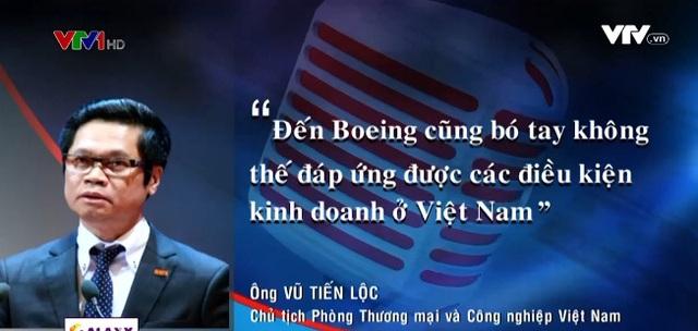 """""""Boeing cũng bó tay trước điều kiện kinh doanh ở Việt Nam"""" - Ảnh 1."""
