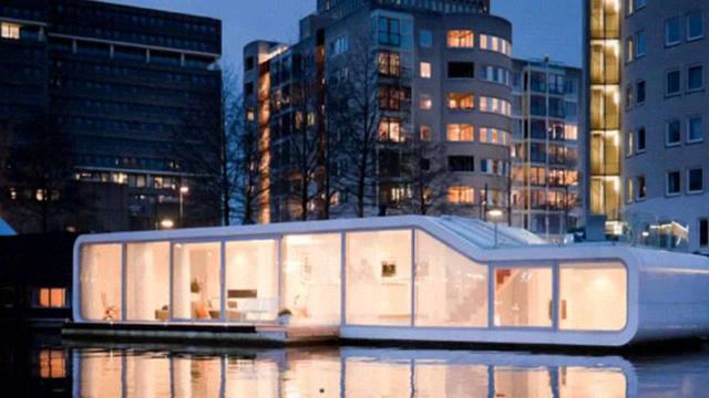 Choáng với những thiết kế nhà di động có thể dịch chuyển muôn nơi - Ảnh 6.