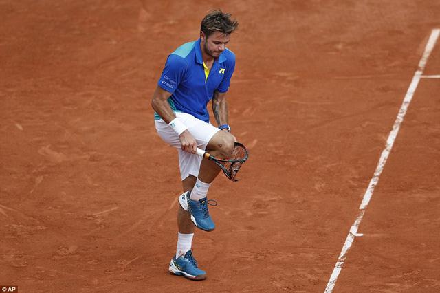 Chung kết Pháp mở rộng 2017: Thắng áp đảo Wawrinka, Nadal khẳng định vị thế vua sân đất nện - Ảnh 2.