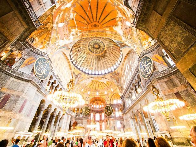 Ngẩn ngơ trước vẻ đẹp mê hoặc của Istanbul - Ảnh 3.