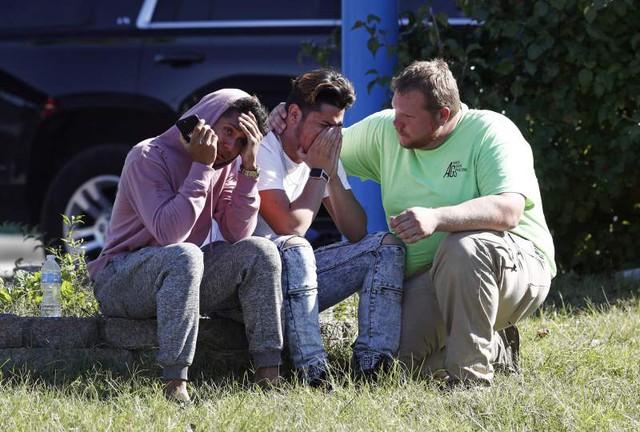 Xả súng tại Mỹ khiến 5 người thương vong - Ảnh 2.