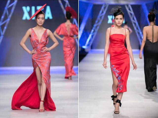 Lạc vào thế giới thần tiên và Hội chợ phù hoa tại Tuần lễ thời trang quốc tế Việt Nam Thu - Đông 2017 - Ảnh 8.