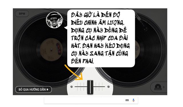 Tìm hiểu lịch sử Hip Hop và trở thành DJ với doodle mới của Google - ảnh 2
