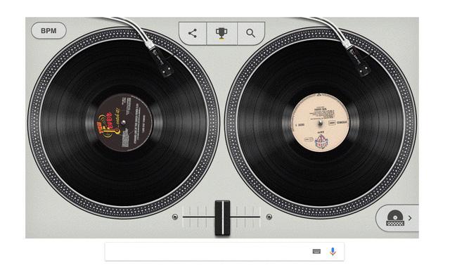 Tìm hiểu lịch sử Hip Hop và trở thành DJ với doodle mới của Google - ảnh 1