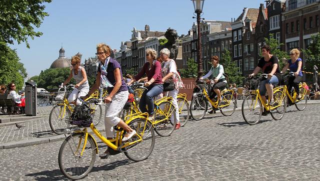5 thành phố thân thiện với xe đạp nhất thế giới - Ảnh 2.