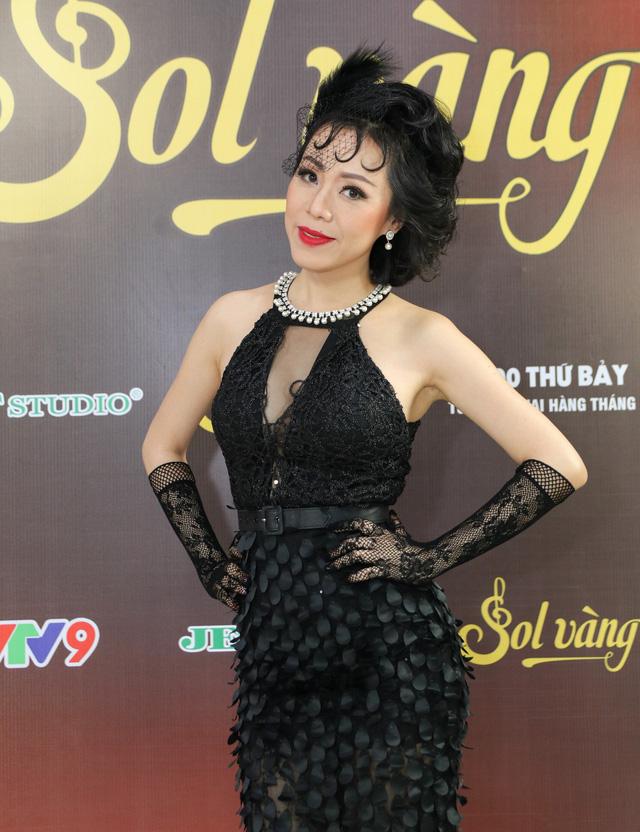 Sol Vàng: Công chúa nhạc Jazz Yến Xuân tỏa sáng cùng Bolero - Ảnh 3.