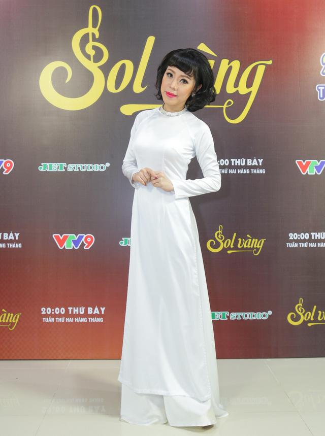 Sol Vàng: Công chúa nhạc Jazz Yến Xuân tỏa sáng cùng Bolero - Ảnh 1.
