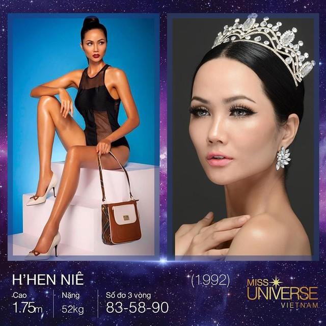 H'Hen Niê và cú lội ngược dòng lên ngôi Hoa hậu Hoàn vũ Việt Nam 2017 - Ảnh 2.