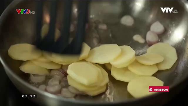 Tự làm trứng nướng vừa nhanh, vừa ngon cho bữa sáng - Ảnh 2.