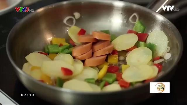 Tự làm trứng nướng vừa nhanh, vừa ngon cho bữa sáng - Ảnh 3.