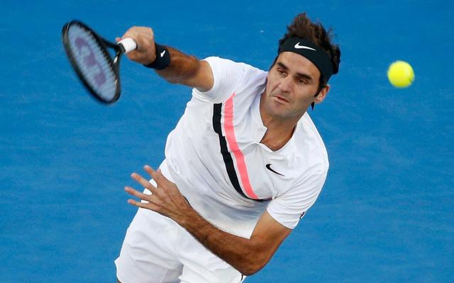 Australia mở rộng 2018: Thắng thuyết phục Berdych, Federer thẳng tiến vào bán kết - Ảnh 1.