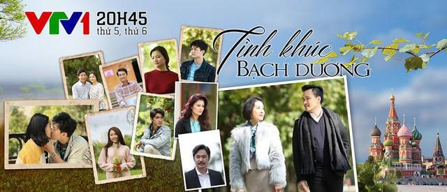 Tình khúc Bạch Dương chính thức lên sóng giờ vàng phim Việt trên VTV1 - Ảnh 1.