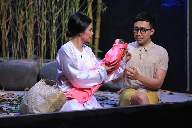 Ơn giời! Cậu đây rồi!: Người đẹp Tây Đô Việt Trinh đối mặt với tình huống thê thảm - Ảnh 2.