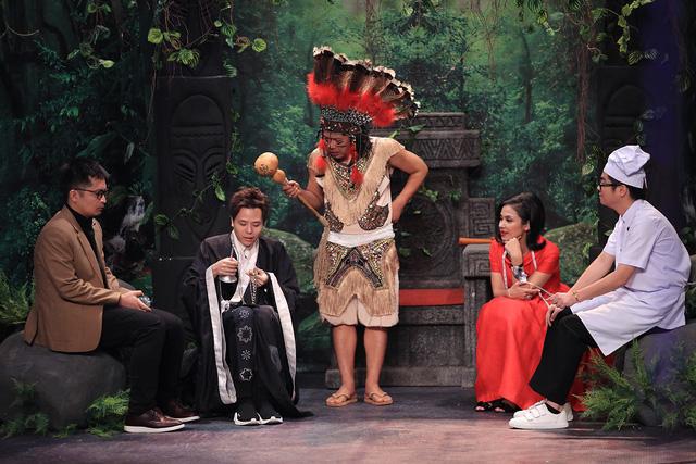 Ơn giời! Cậu đây rồi!: Người đẹp Tây Đô Việt Trinh đối mặt với tình huống thê thảm - Ảnh 5.