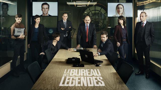 Phim truyền hình Pháp Văn phòng điệp viên lần đầu được chiếu tại Việt Nam - Ảnh 1.