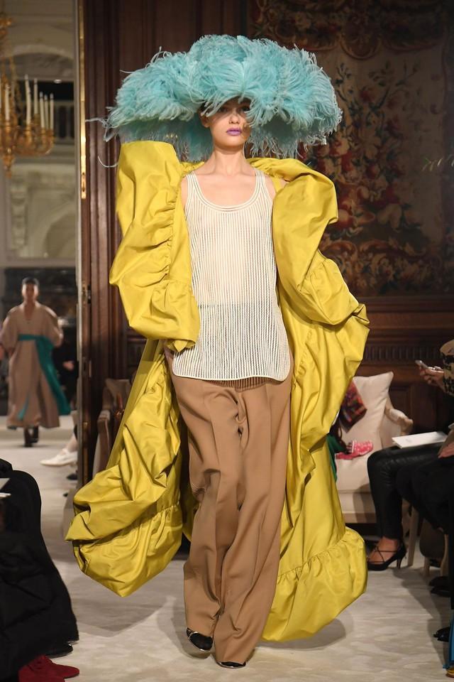 Những thiết kế độc nhất vô nhị tại Tuần lễ thời trang cao cấp Paris - Ảnh 8.