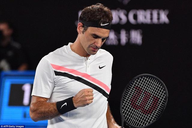 Roger Federer vô địch Australia mở rộng 2018, đạt cột mốc 20 Grand Slam - Ảnh 2.