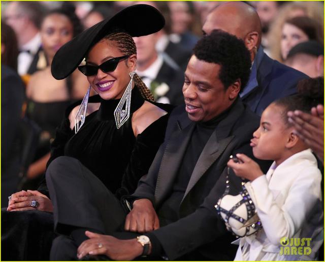 Beyonce đẹp lộng lẫy tại Grammy 2018 - Ảnh 1.