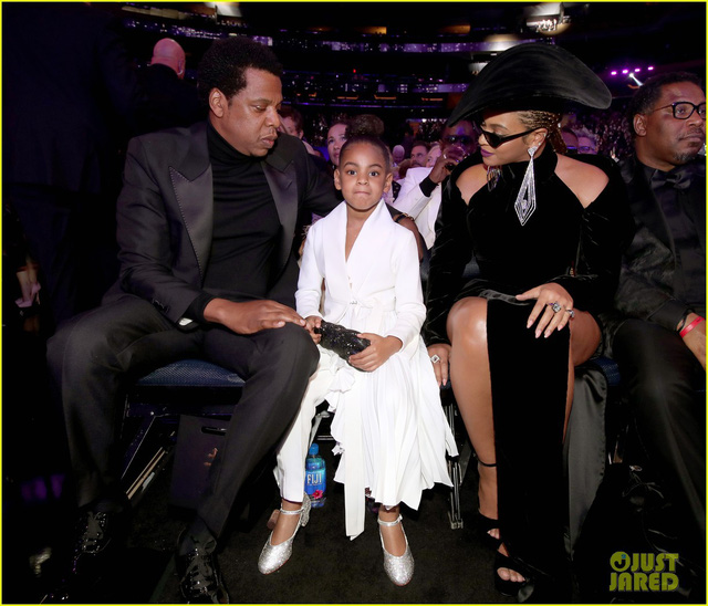 Beyonce đẹp lộng lẫy tại Grammy 2018 - Ảnh 2.
