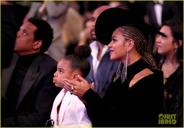 Beyonce đẹp lộng lẫy tại Grammy 2018 - Ảnh 3.