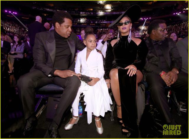 Beyonce đẹp lộng lẫy tại Grammy 2018 - Ảnh 4.